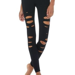 Alo Ripped Warrior High Waisted Legging